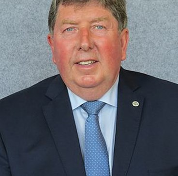 Cllr Malcolm Cross - Labour - Sirhowy